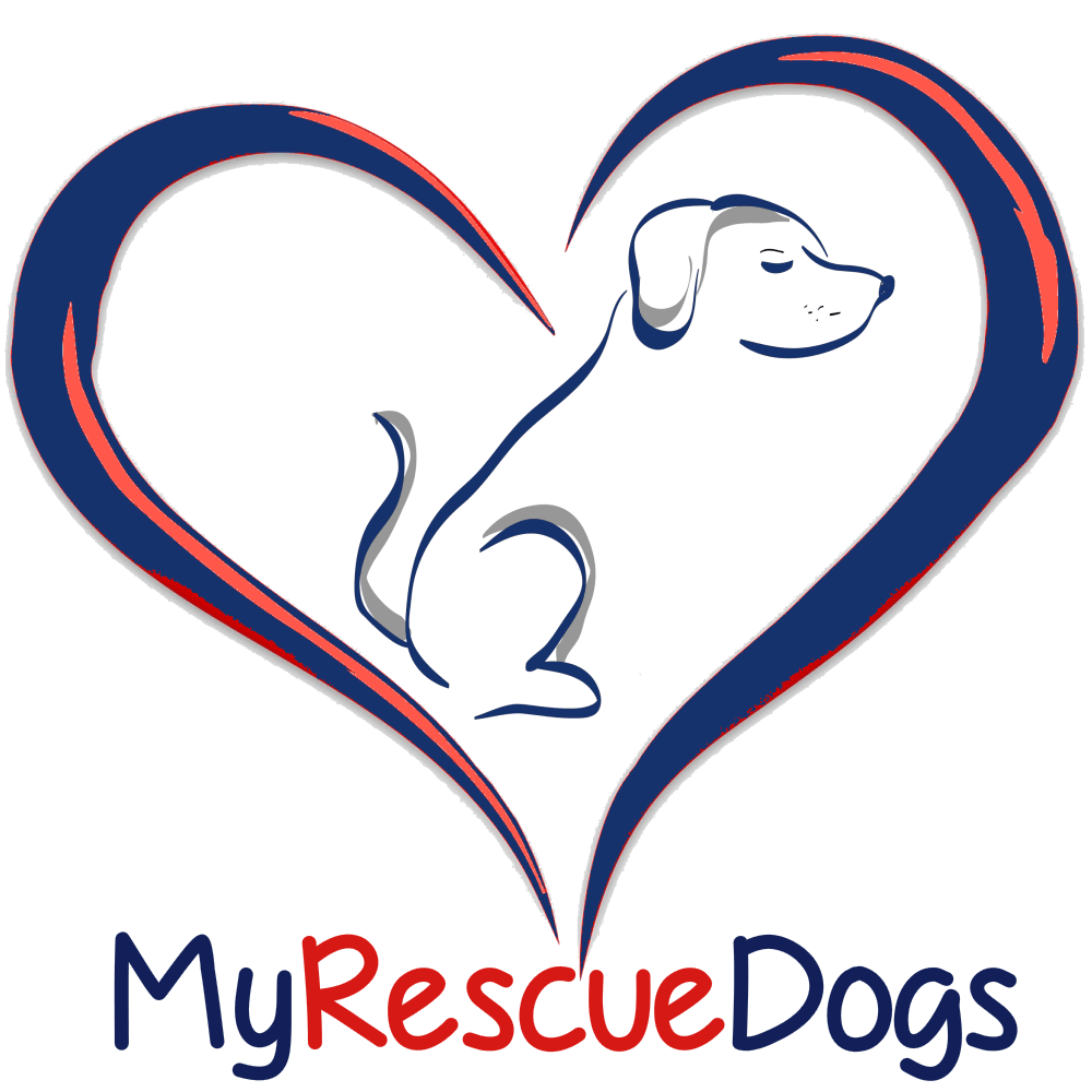 Love My Rescue Dog Logo